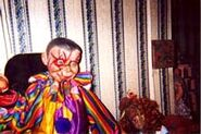Scary Tales Puppet
