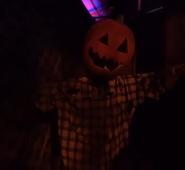 Pumpkin Scarecrow Prop 2