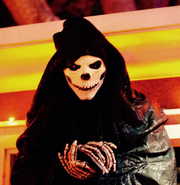 Black Skeletal Stiltwaker 18