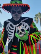 Esqueleto Muerte Stiltwalker 19