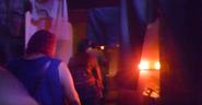 Outside of Ash's Trailer