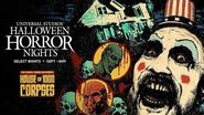 House of 1000 Corpses House Reveal - Halloween Horror Nights 2019