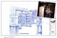 Screamhouse Concept Art
