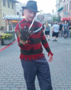 Freddy Krueger (All Nite Die-In Double Feature)