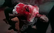 Amanda's Corpse Prop