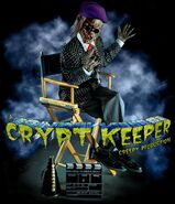 Cryptkeeper 1996 Shirt Front