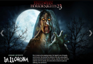 Screenshot 2019-08-16 Urban Legends La Llorona at Halloween Horror Nights Universal Orlando