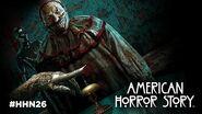 American Horror Story FX - Halloween Horror Nights 26