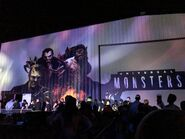 Universal Monsters -HHN 29- -From HorrorUnearthed-