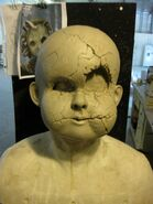 Baby Dead Alive Mask