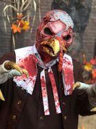 Holidayz In Hell Turkey Lurkey