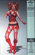 Purge Election Year Go go Dancer 2 Cocnept Art