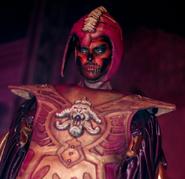 Red Skeleton Knight 3