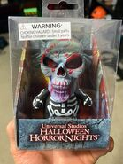 HHN 27 Bone Uni Mini Collectable Figurine -Front- -From HorrorUnearthed-