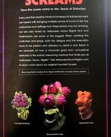 Blooming Death Creature Behind Of Scenes