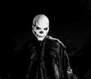 Black Skeletal Stiltwaker 22