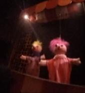 Clown Puppets (HHN 29)