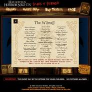 HHN 2005 Website Witnesses