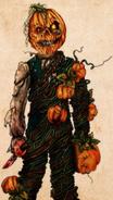 Jack O'Lantern Concept Art 1
