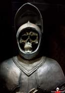 Skeleton Knight Prop (HHN 25)