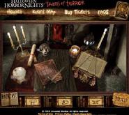 Blood Ruins 2005 Website Drawer