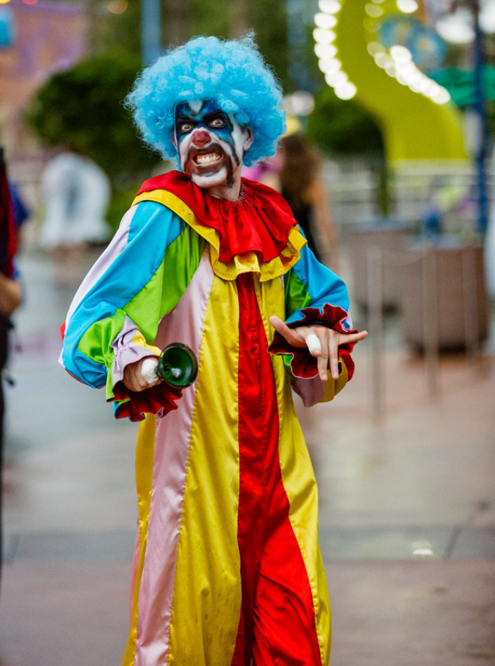 Bingo the Clown