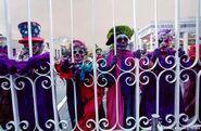 HHN 1995 Clowns