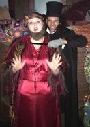Edward Mordrake and Bearded Lady