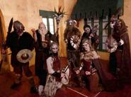 Vikings Undead Cast