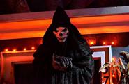 Black Skeletal Stiltwaker 29