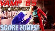 Halloween Horror Nights 2018 The Harvest and Vamp 85 Scare Zones