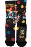 Retro Halloween Horror Nights X 2000 Jack Socks