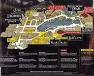 HHN18 Guide map version 2