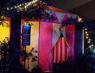 Circus Tent Facade