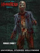 Morgue Zombie