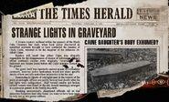 Screamhouse 3 Newspaper
