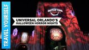 Stranger Things & Halloween Horror Nights Universal Orlando Haunted House