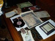 HHN 15 Artifact Desk