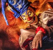 Poltergeist Clown 3 (Hollywood)