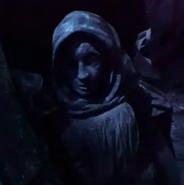 Evangeline Albright Statue