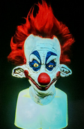 Rudy the Clown Mask