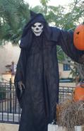 Black Skeletal Stiltwaker 31