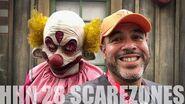 HHN 28 Scarezones Halloween Horror Nights Universal Orlando HHN28