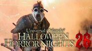 Having A Killer Time At HHN 26 Halloween Horror Nights 26