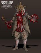 Mask-A-Raid Concept Art 2