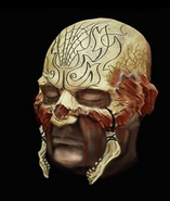 Blood and Bone Minion Mask Concept Art 2