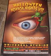 HHN 1997 Poster 1