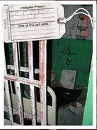 Hellgate Prison Cell