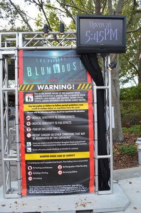 Blumhouse Sign.JPG