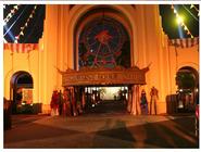 HHN07 Entrance